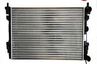 Радиатор Peugeot 806 Expert Fiat Scudo Citroen Jumpy 1.9D-2.0HDI 98-> 133072