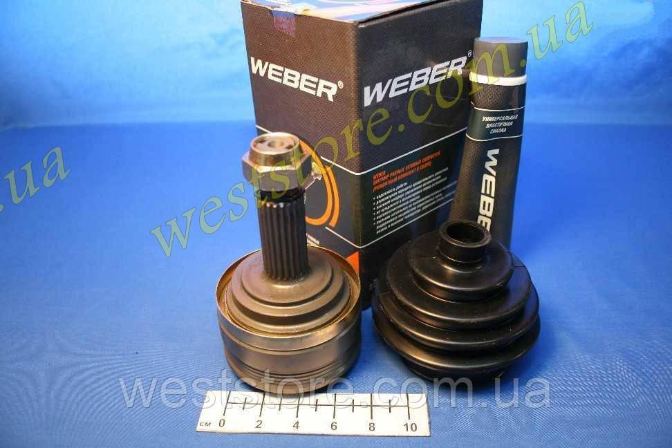 Шрус (граната, шарнир) наружный ВАЗ 2108,2109,2110,2113-2115  Weber CVJ2110-2