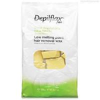 Горячий воск DEPILFLAX 1 кг