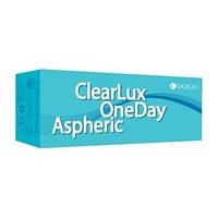 Однодневные контактные линзы ClearLux One Day Aspheric (Sauflon) 30-шт