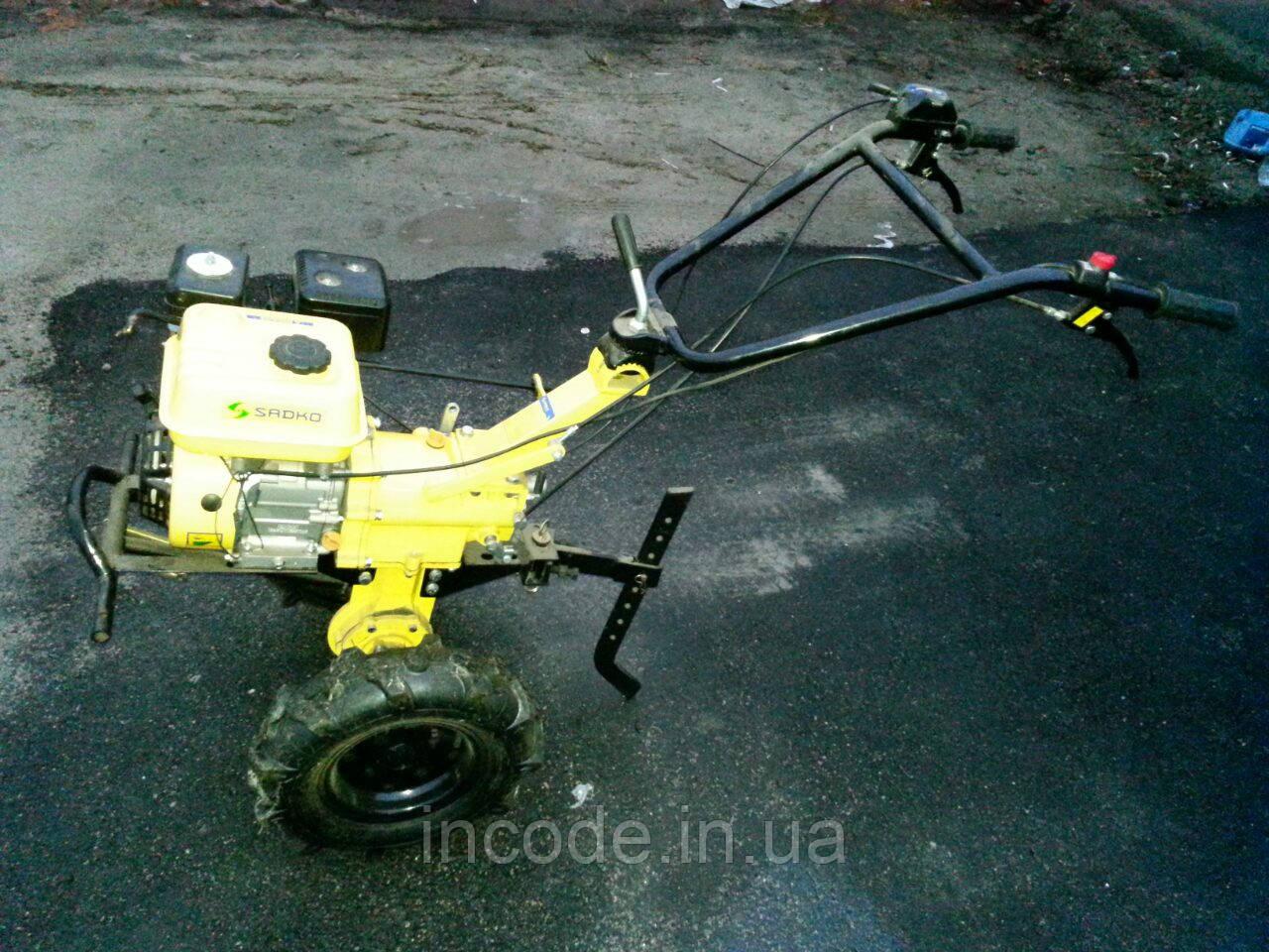 Мотоблоки Sadko M-900 pro бензиновый