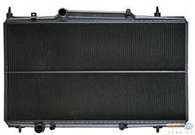 Радиатор охлаждения Peugeot 806 (2.0 16V 2.0HDI 2.0JTD) 465*549мм по сотах KEMP