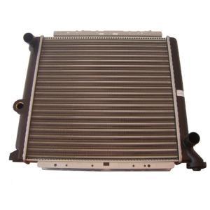 Радиатор охлаждения Renault 9 1982-1988 (1.6D) 400*396мм по сотах KEMP