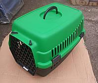 Корзина для животных зеленая производство Турция