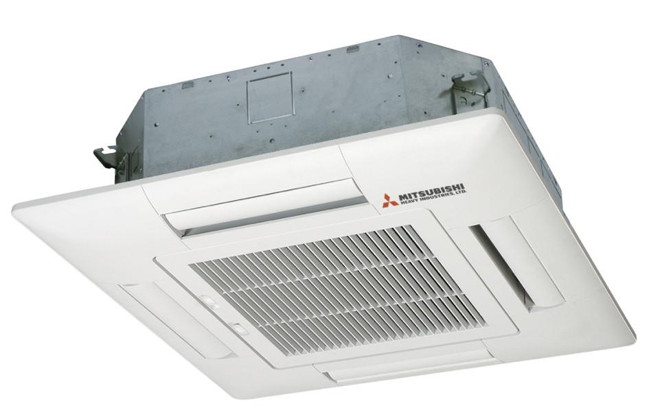 Внутренний блок мульти сплит-системы Mitsubishi Heavy FDTC35VF Кассетный