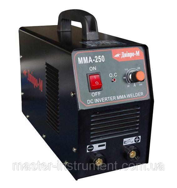 Сварочный инвертор Днипро-М ММА (MOS) 250