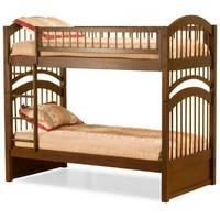 Двухъярусная кровать Артемон - 90х200 см, орех, фото 3