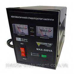 Стабилизатор напряжения релейный FORTE MAX-500