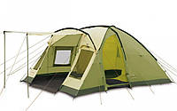 Палатка PINGUIN NIMBUS 4 - 4х местная зеленая