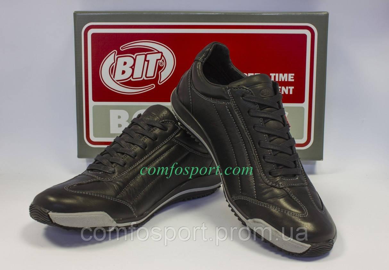 Румынские кроссовки Bontimes 590 чёрные