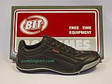 Румынские кроссовки Bontimes 590 чёрные, фото 2