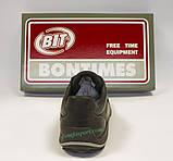 Румынские кроссовки Bontimes 590 чёрные, фото 3
