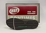 Румынские кроссовки Bontimes 590 чёрные, фото 5