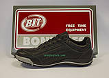 Румынские кроссовки Bontimes 590 чёрные, фото 6