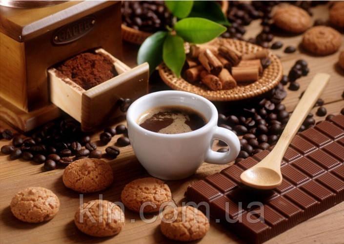 Набор алмазной вышивки Специи и ароматный кофе KLN 30 х 40 см (арт. FS049)