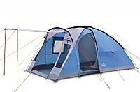 Палатка PINGUIN  NIMBUS 4 - 4х местная синяя