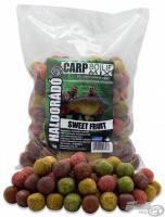 Бойлы прикормочные Haldorádó Carp Boilie Mix 1 кг Сладкие фрукты