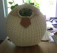 Оригинальная сумка-ракушка для стильных женщин. Купить сумку. Молодежная сумка. Эксклюзивная сумка. Код: КД70