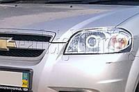 "Chevrolet AVEO  - установка биксеноновых линз Moonlight G6/Q5 3,0"" D2S H4 и ксенона в фары, фото 1"