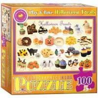 Пазлы Eurographics Угощения на Хэллоуин №1 100 элементов