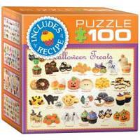 Пазлы Eurographics Угощения на Хэллоуин №2 100 элементов