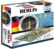 4d пазл город Берлин Германия Cityscape 40022