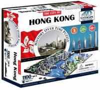 Объемные пазлы  город 'Гонконг, Китай' 4D Cityscape
