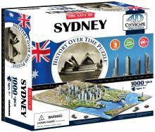 Объемные пазлы 4D город Сидней Австралия 4D Cityscape 40032