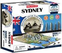 Объемные пазлы  город 'Сидней, Австралия' 4D Cityscape