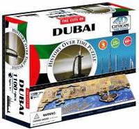 Объемные пазлы  город 'Дубаи, ОАЭ' 4D Cityscape