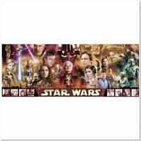 Пазлы Мультфильмы и сказки 'Легенды Звездных Войн, 1000 элементов. Панорамный '