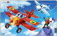 Пазли Larsen Літачки №1 серія Міді U7-1