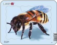 Пазли Larsen Бджола серія Міні Z2-4