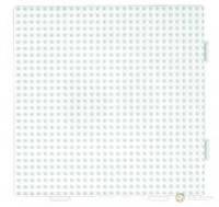 Поле для термомозаики ( подложка ) Большой квадрат, 841 кілочків, Миди от 5-ти лет, Hama 234