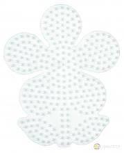 Поле для термомозаики ( підкладка ) Квіточку Міді від 5-ти років Hama 299