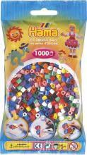 Бусины для термомозаики пакете 1000шт 10 цветов Hama 207-00