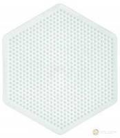Поле для термомозаики ( подложка ) Большой шестиугольник, Миди от 5-ти лет 276