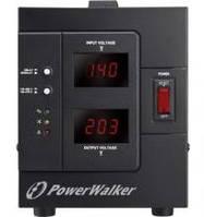 Стабилизатор напряжения 220в PowerWalker 3000VA (2400W)  (10120307)