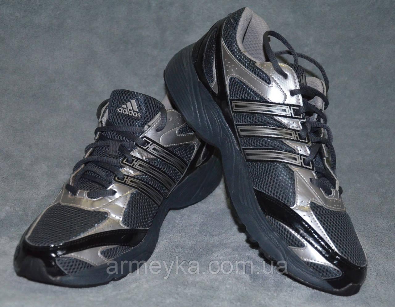 7edb2a7f Тренировочные кроссовки Bundeswehr Adidas (серые). ВС Германии, оригинал. -  ARMEYKA -