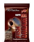 Прикормка Fish Dream Карп XXL 800 гр