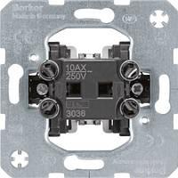 Механизм выключателя 1-клавишный универсальный, Berker 3036