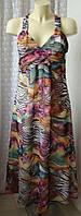 Платье сарафан женский летний легкий длинный макси бренд Atmosphere р.46 5944а