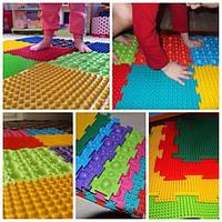Ортопедический коврик пазл для детей, комплект из 20 шт.