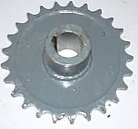 Звезда контрпривода наклонной камеры Нива 54-1-4-2-1Б (Z-25,t-19,05 ) ф-25мм