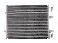 Радиатор кондиционера Opel Vivaro Renault Trafic 2.0 06-> 610*435*16 4417650