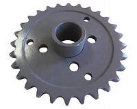 Звезда предохранительного механизма колосового шнека 54-60129  (Z-28,t-19,05) Нива СК-5