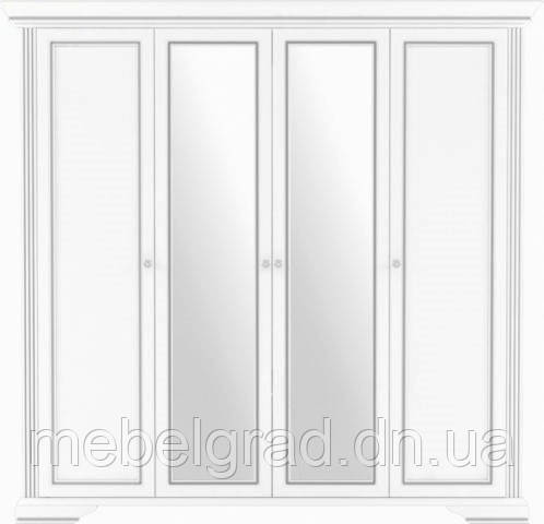 Шкаф 4D2S Вайт / White Гербор