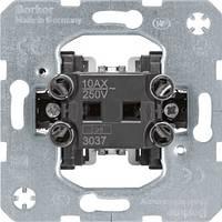 Механизм выключателя 1-клавишный перекрёстный, Berker 3037