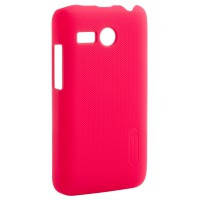 Чехол для смартфона nillkin lenovo a316 - super frosted shield красный