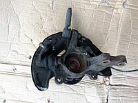 Кулак поворотный передний левый (со ступицей, шаровой), 43212-05051, Toyota Avensis  (Тойота Авенсис)